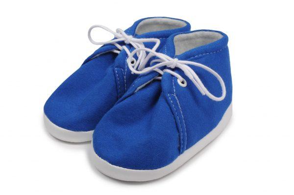 mėlyni batukai