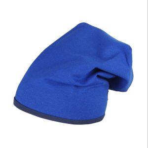 MAMAJUM dviguba kepurė ryškiai mėlyna